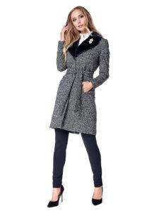 Пальто TETONIA P&V