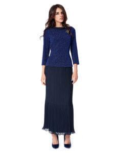 Spódnica Azul Potis&Verso