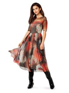 Sukienka Pam Potis&Verso