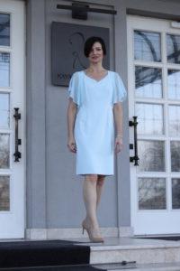 Платье ALIX P&V